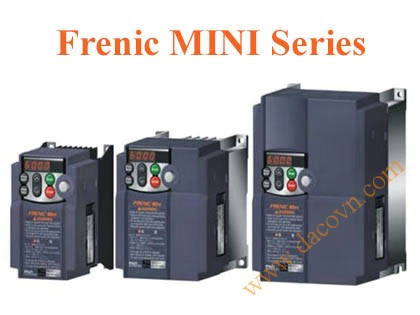 FRN Mini 400 Series Biến tần FUJI dòng Frenic Mini 400VAC Series