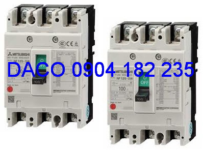 MCCB 4 cực S Series: NF160-SGW RE-4P