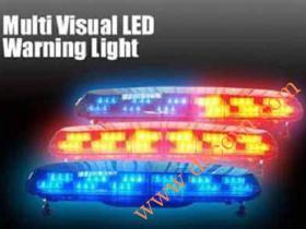 Den canh bao xe canh sat, Đèn cảnh báo xe cảnh sát LED Patlite 1108mm: ILB-12LJW-FS014