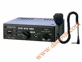 Bộ tạo và chọn tín hiệu còi hú cho đèn cảnh báo tín hiệu xe cảnh sát