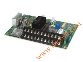 FV-127JP, MP3 Playback Circuit Board
